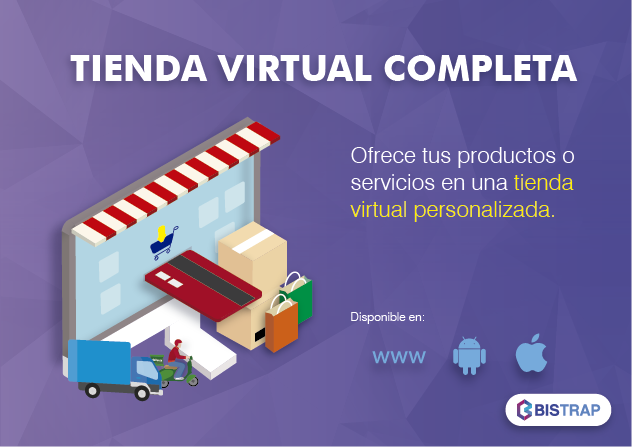 Tienda Virtual web y App